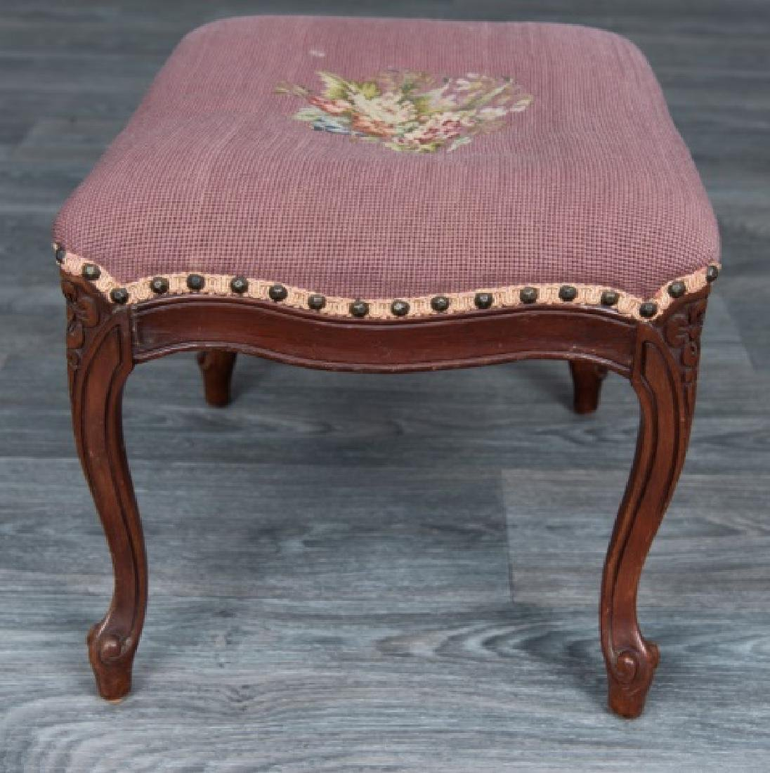 French Style Stool - 6