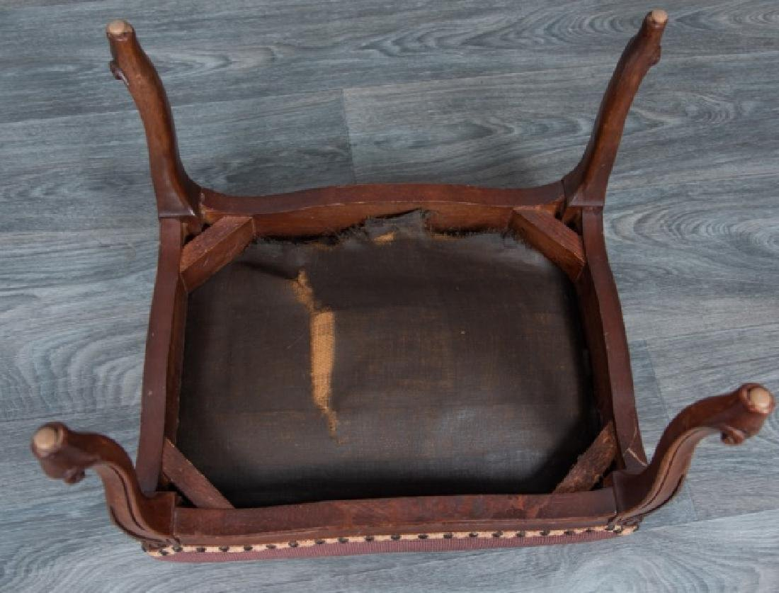 French Style Stool - 7
