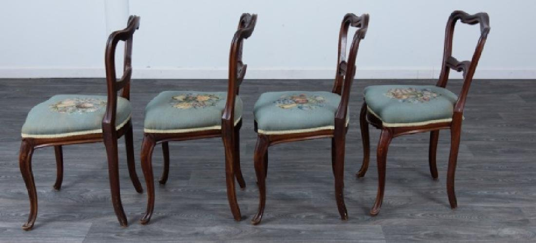 French Style Side Chairs Group - 7