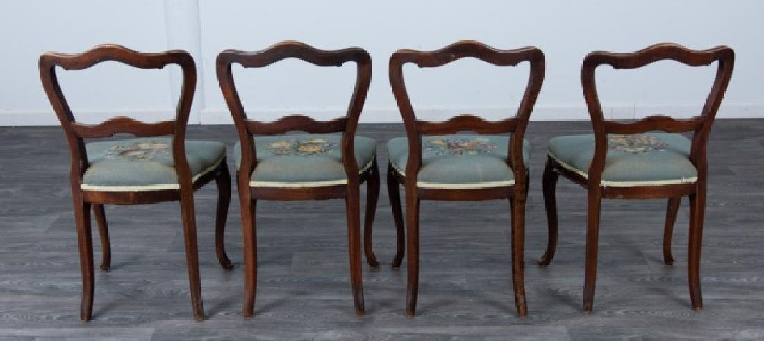 French Style Side Chairs Group - 8