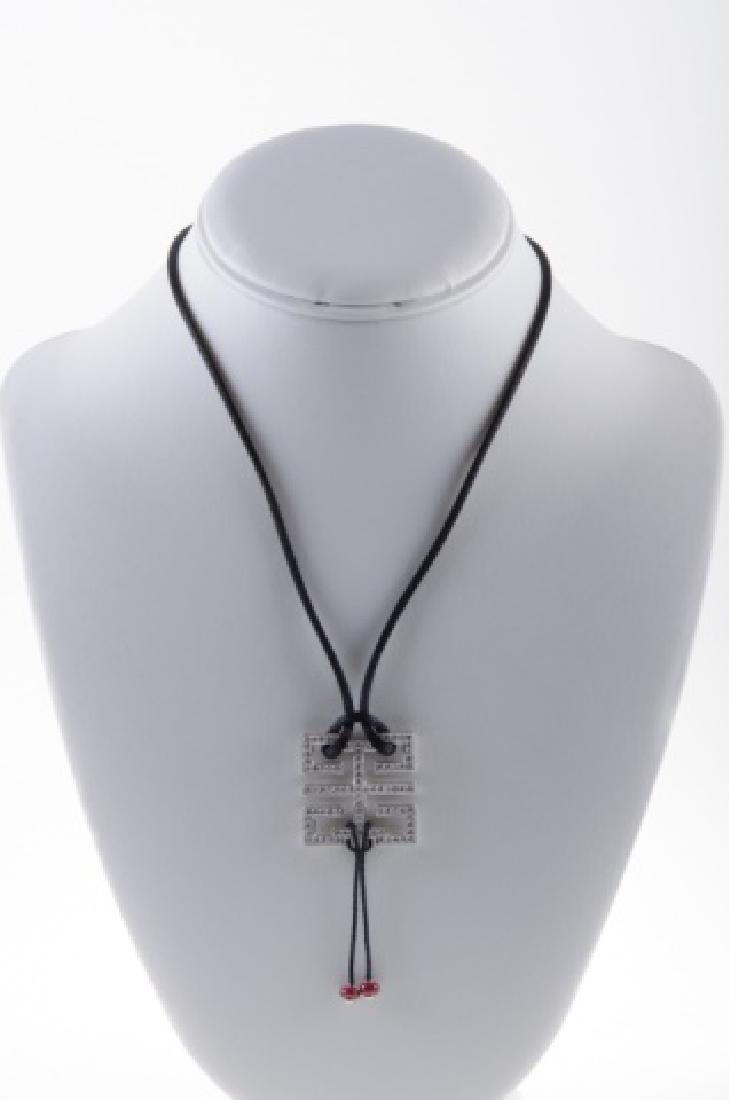 Cartier 18K Le Baiser Du Dragon Necklace - 2