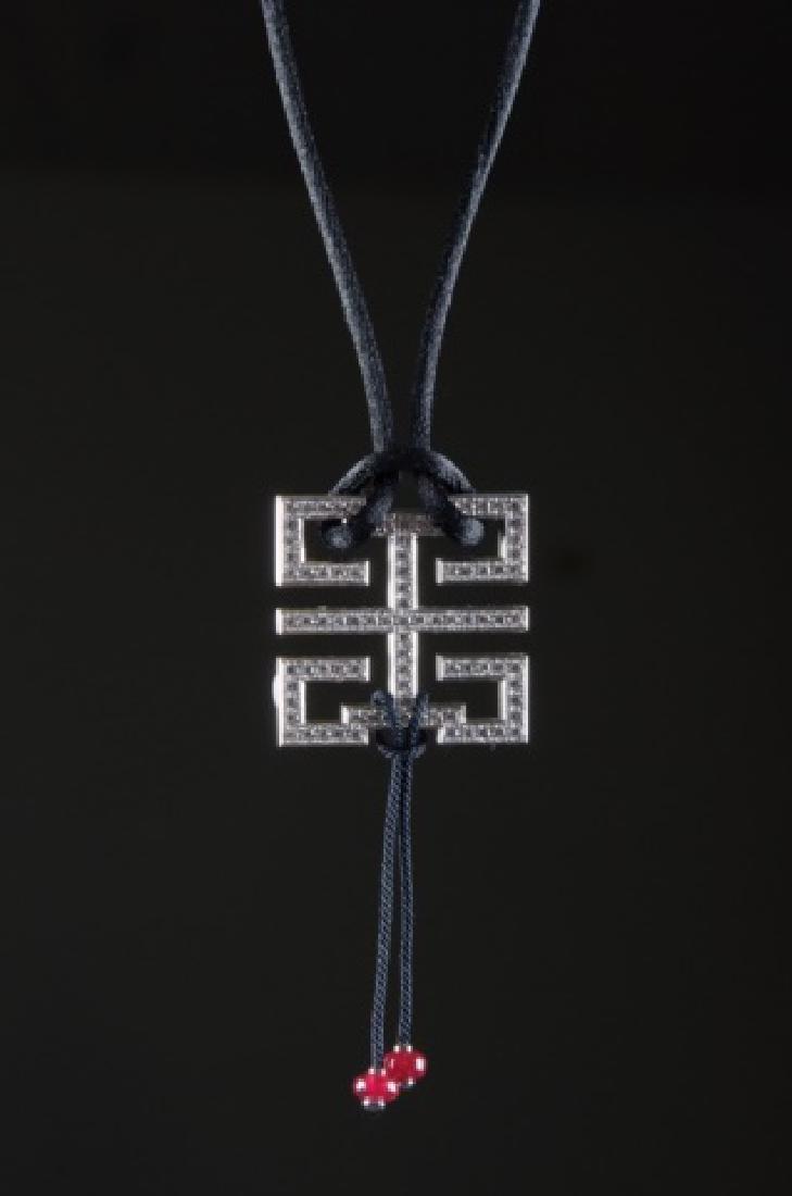 Cartier 18K Le Baiser Du Dragon Necklace - 3