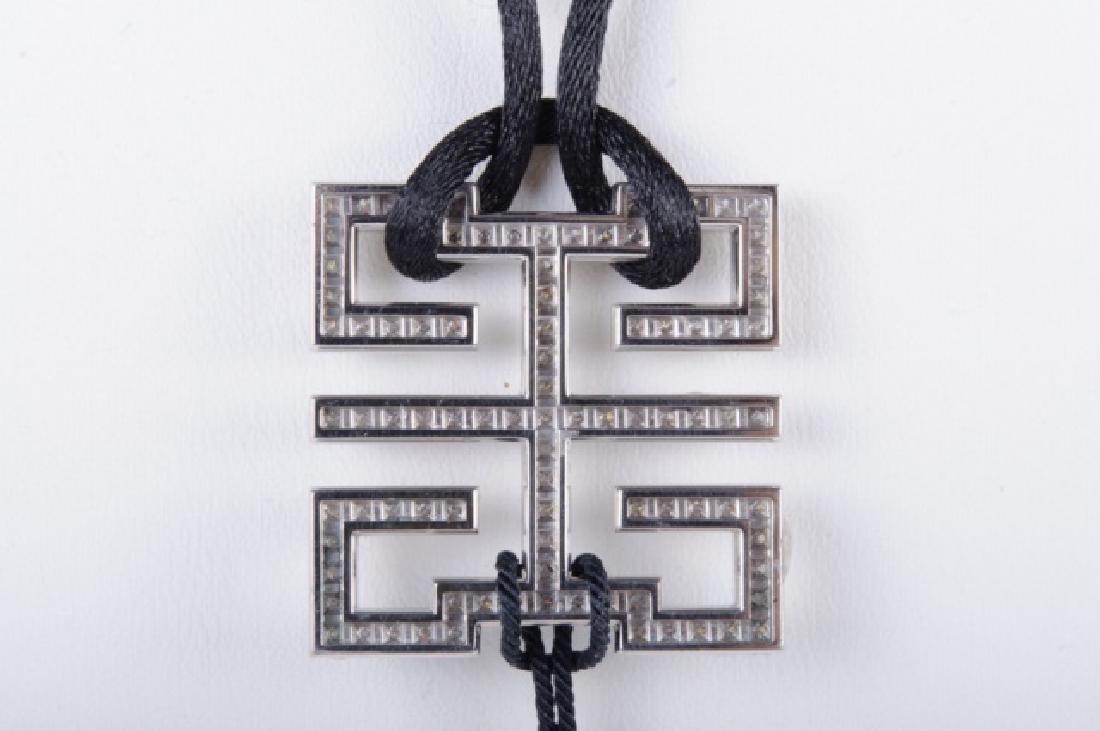 Cartier 18K Le Baiser Du Dragon Necklace - 5
