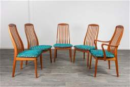 Danish Style Teakwood Dining Chairs