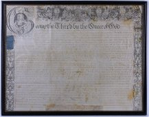 George III Property Recovery Document 1779