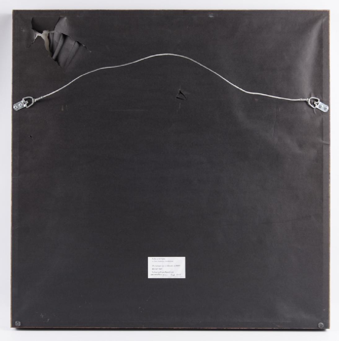 Leonard Baskin Artist's Proof Etching - 4