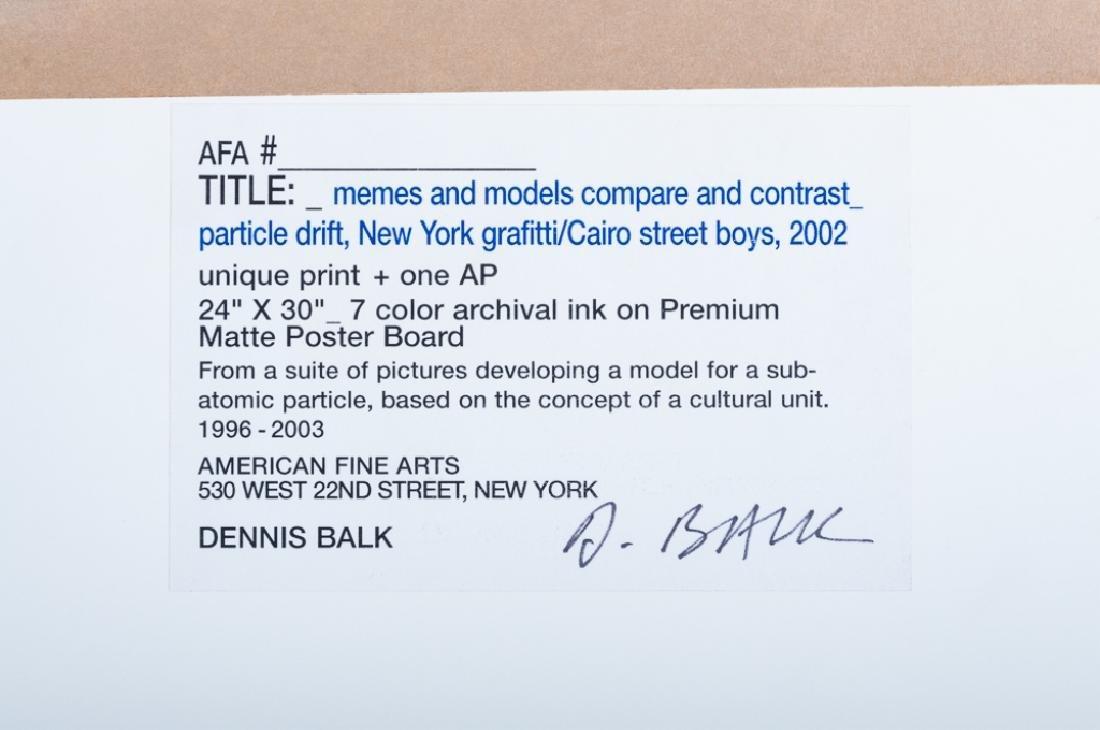 """Dennis Balk """"...Memes & Models..."""" Photo Collage - 3"""