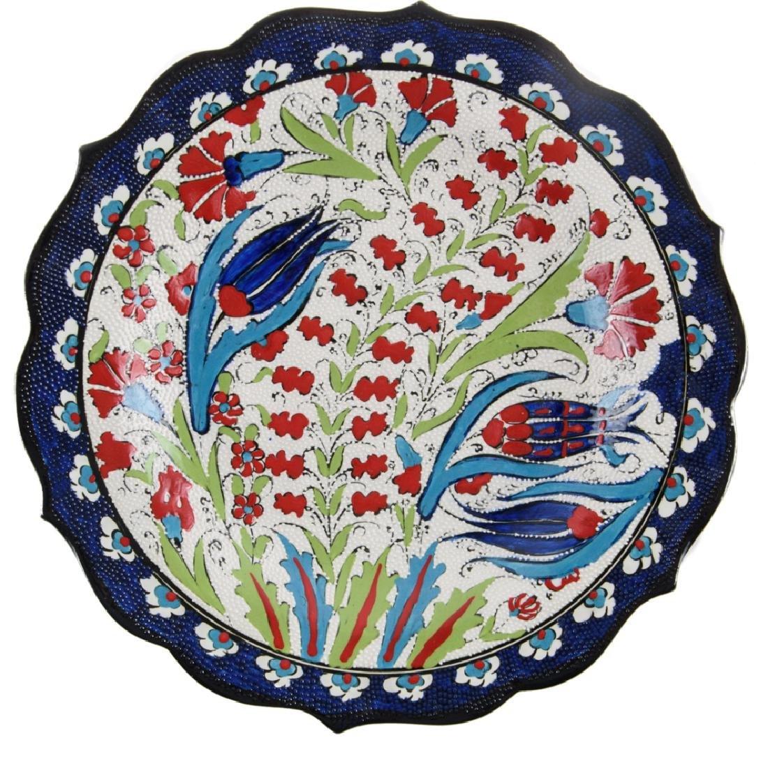 Kocadag Turkish Ceramic Plaque