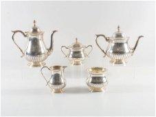 Watson Sterling Tea/Coffee Service
