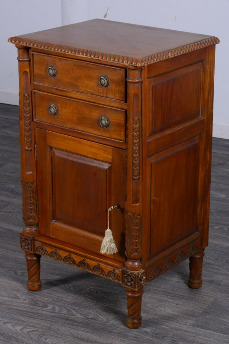 French Style Nightstand