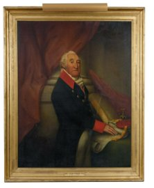 Wm. Shiels Portrait of Francis 8th Lord Napier