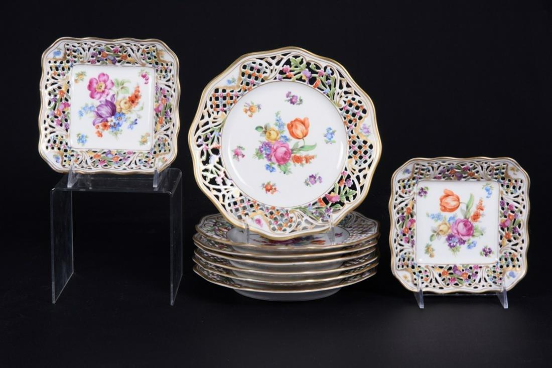 Schumann Bavaria Porcelain China