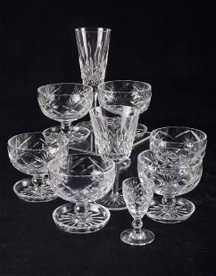 Royal Brierley Glassware Group