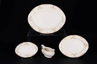 Homer Laughlin China Group 4 pieces