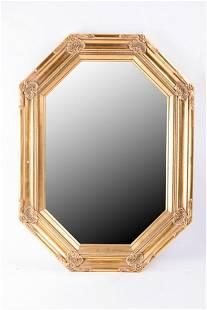 Gilt Framed Wall Mirror