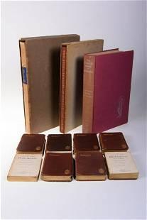 Eleven Volumes of Books