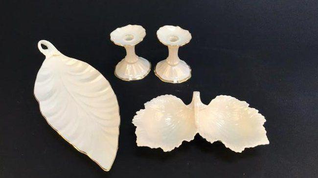 Lenox Porcelain Group 3 Pieces