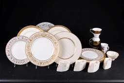 Lenox and Royal Worchester Porcelain Group 18 Pieces