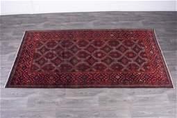 Persian Shiraz 51 x 91 Area Rug