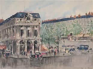 Guy de Neyrac Parisian Print Scene