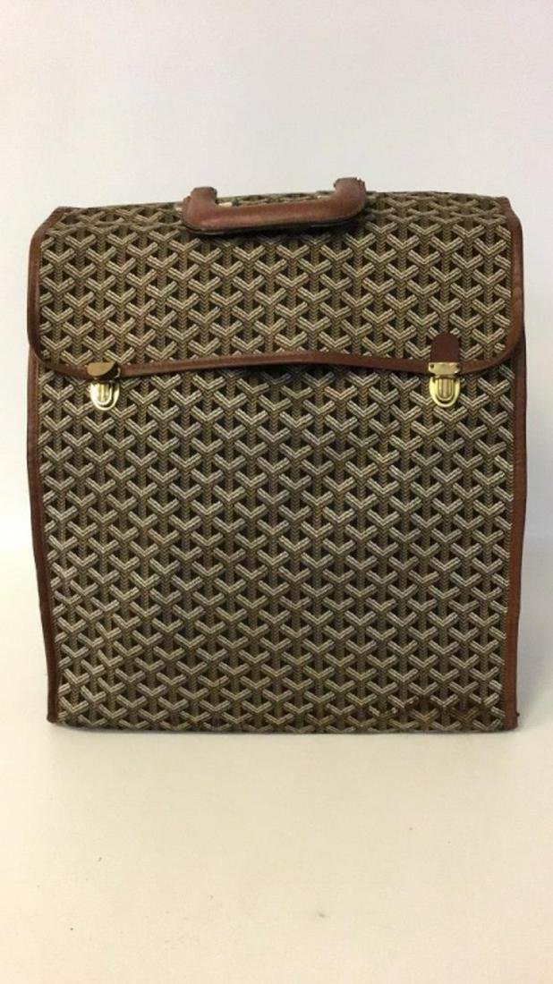 Goyard Travel Bag