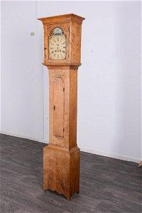 David T. Smith & Co. Tall Case Clock