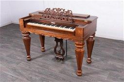 1880  Melodeon Organ Cabinet