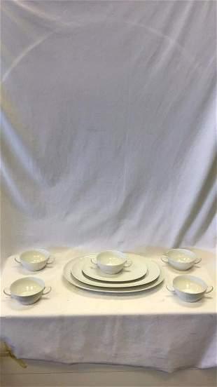 Porcelain China Group 8p