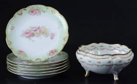 Limoges Porcelain Items