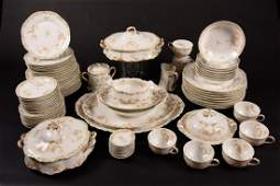 Haviland Limoges Porcelain Dinnerware Set