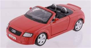 Maisto Audi TT Roadster Model Car