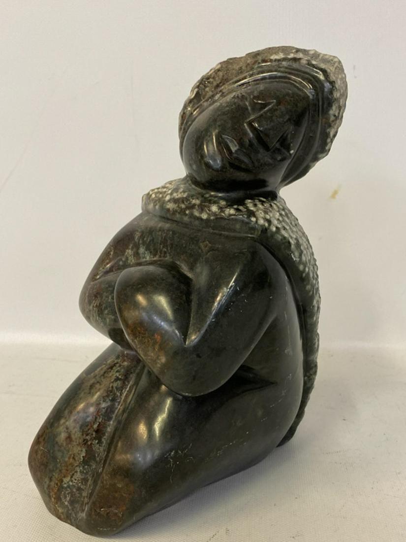 Shona Stone Sculpture by Kennedy Musekiwa