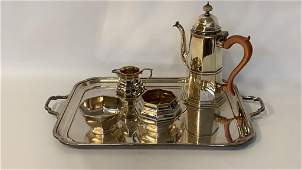 Tiffany Sterling Coffee and Tea Service