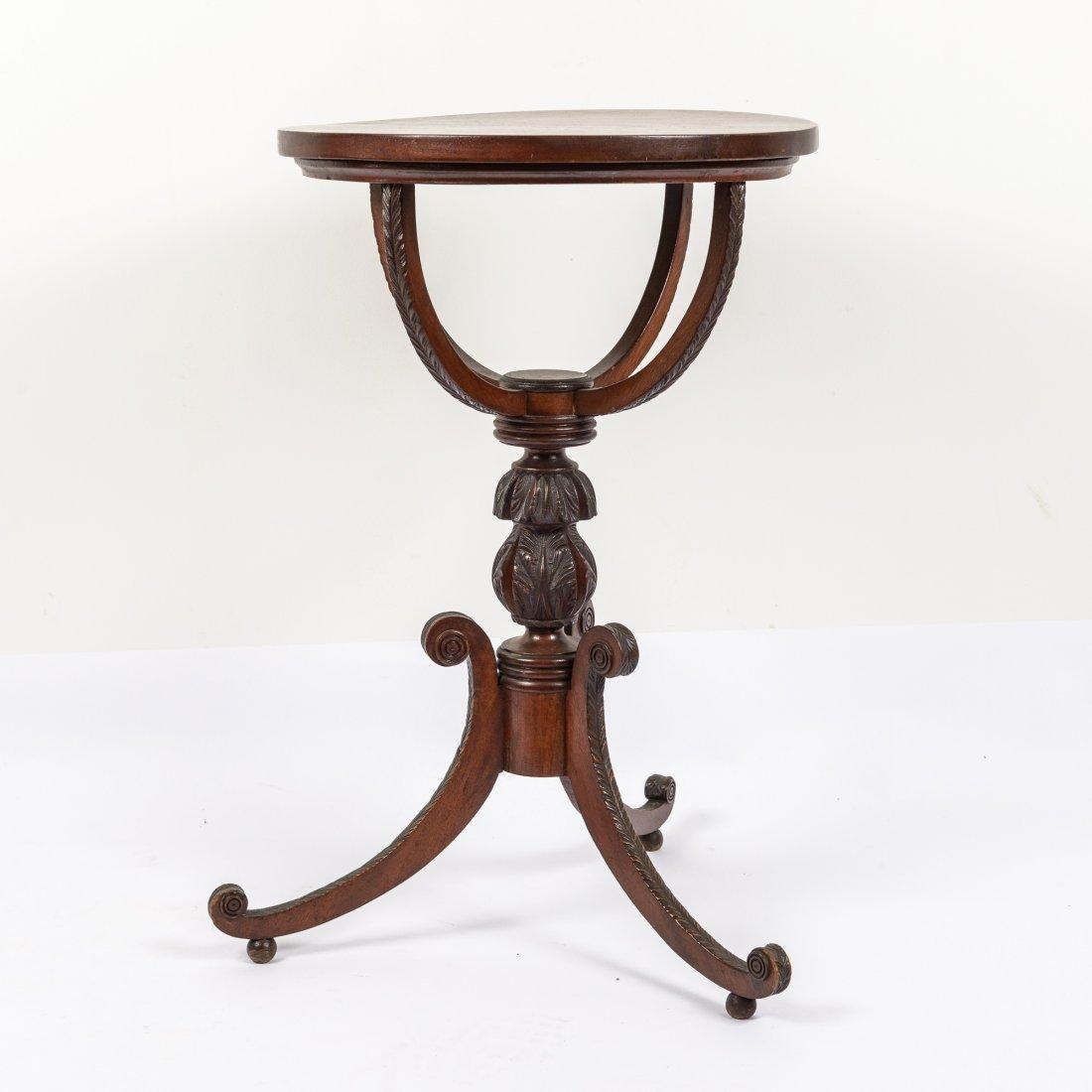 A Regency Wine Table,