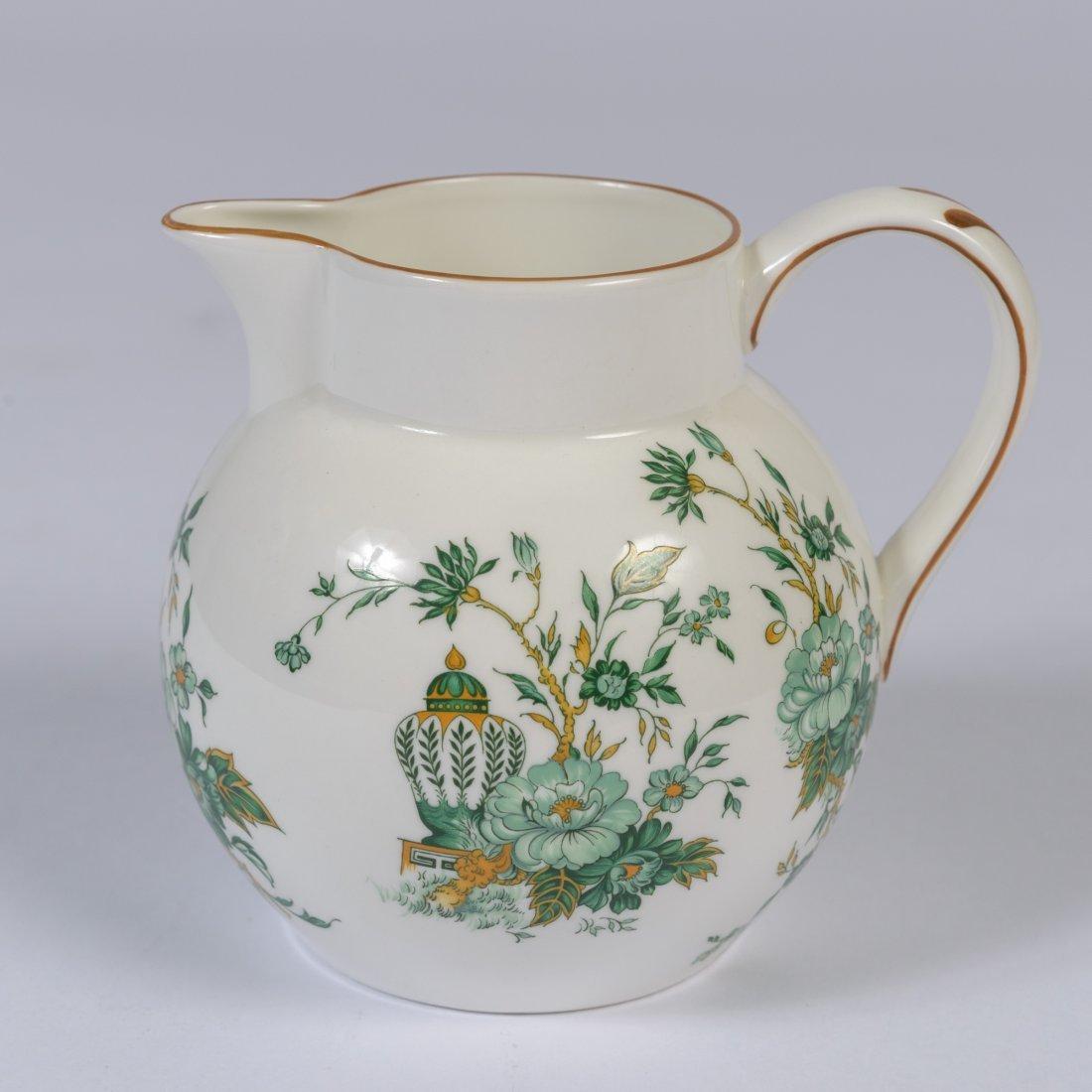 A Crown Staffordshire Porcelain Creamer,