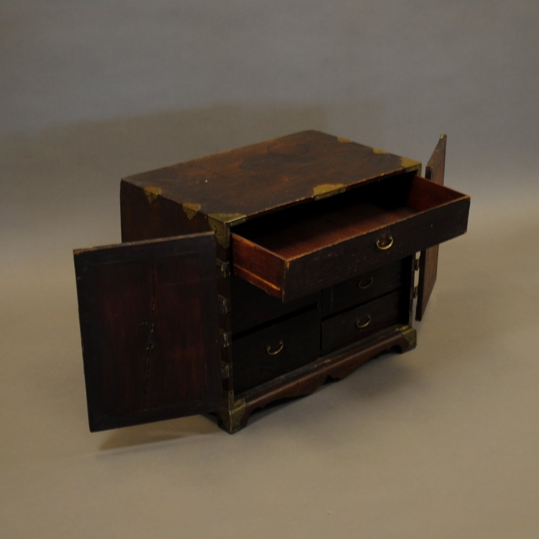 A Small Chinese Apothecary Chest - 4