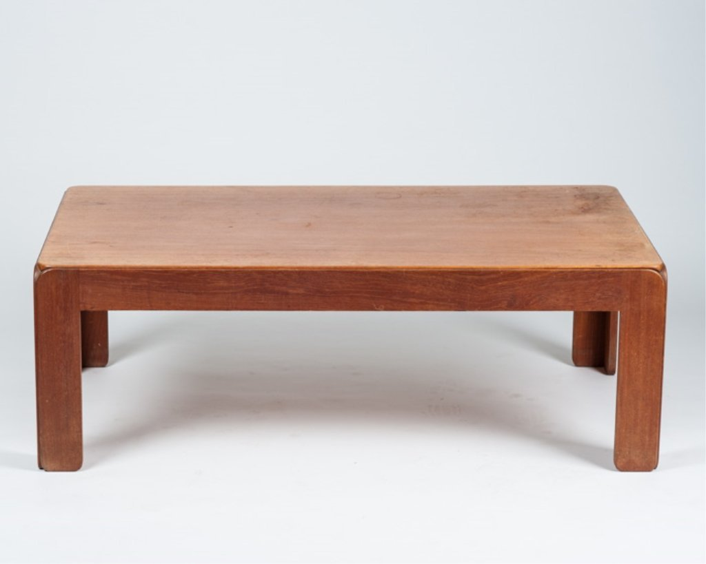 Niels Eilersen Danish Modern Coffee Table