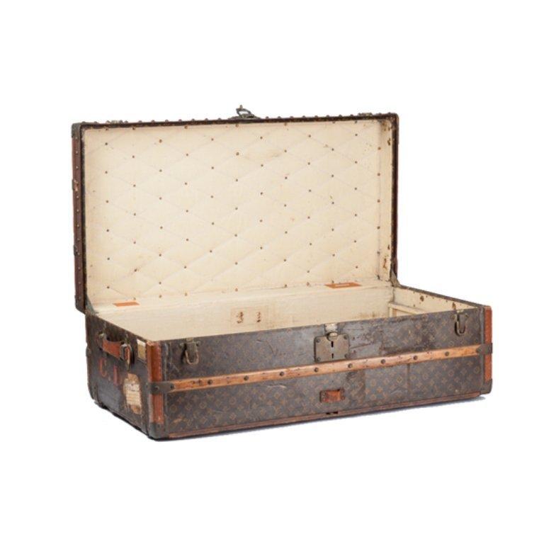A Louis Vuitton Cabin Trunk - 2