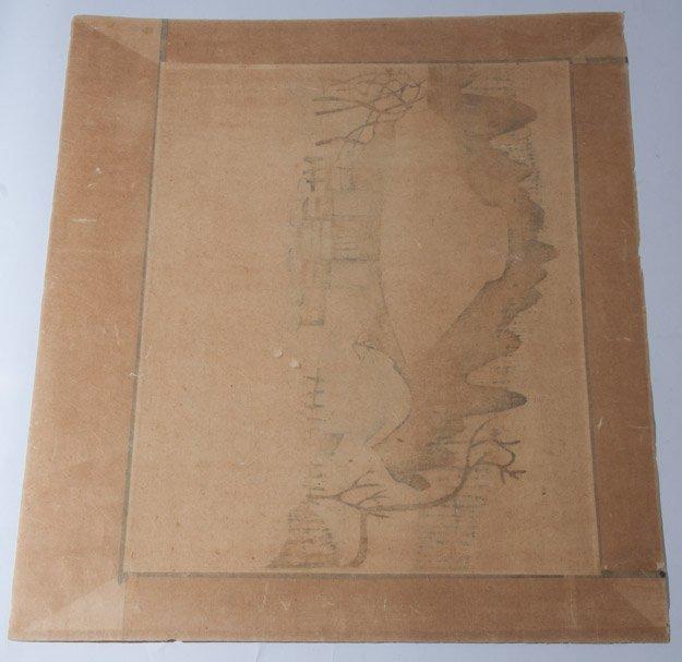 """Winter in Aizu"", Kiyoshi Saito Woodblock Print - 4"