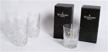 Waterford  Lenox Crystal Glassware