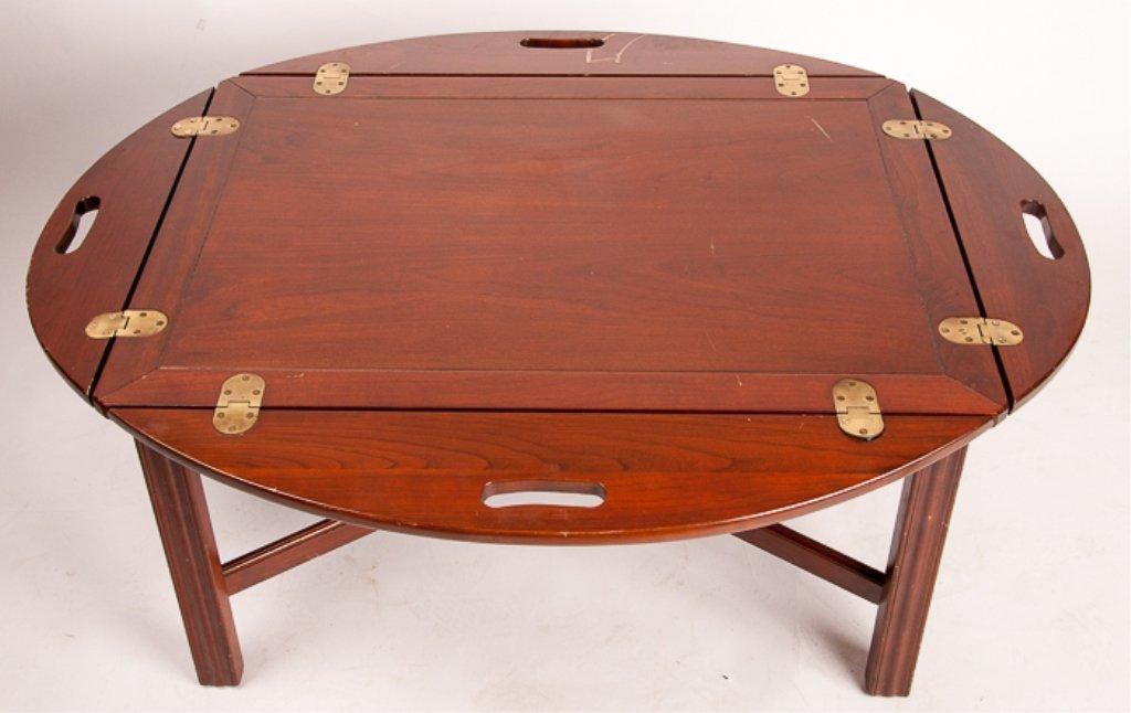 Harden Butler's Table