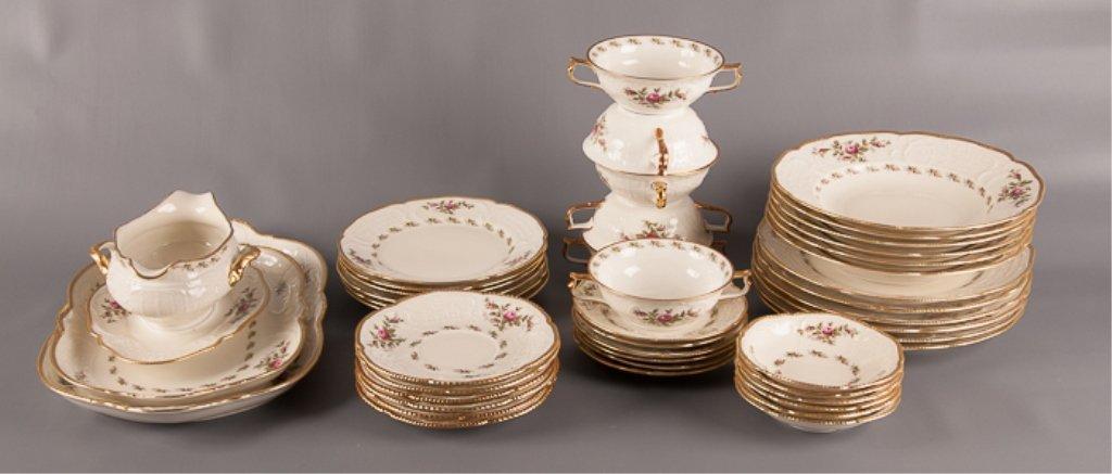 """Rosenthal """"Antoinette"""" Pattern Dinner Set"""