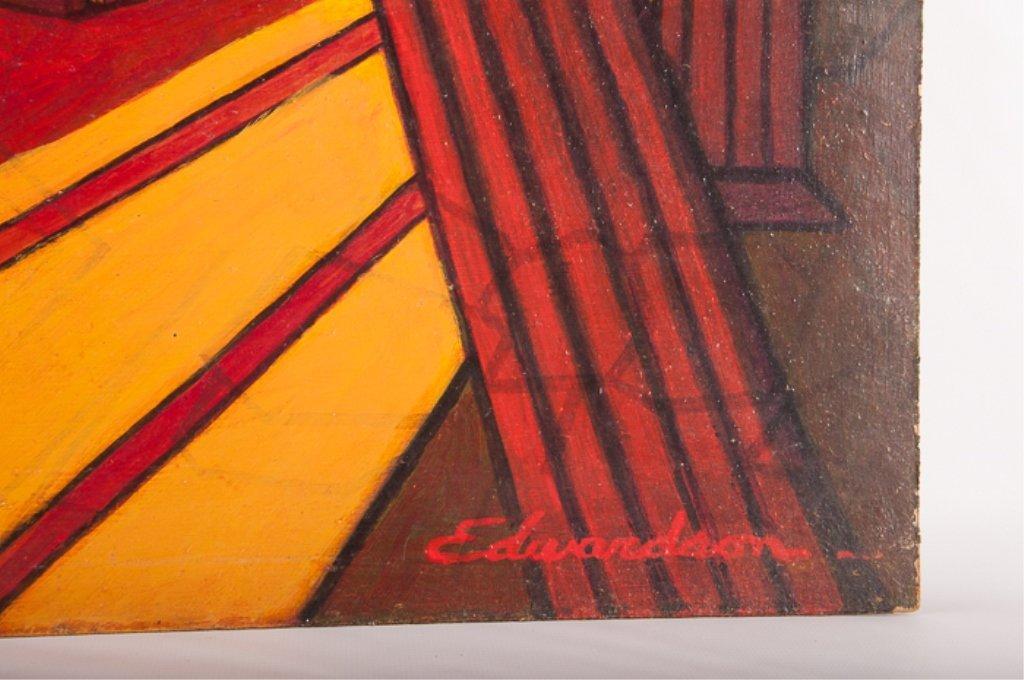 "Larry Edwardson ""At St. Francisville, La."" - 5"