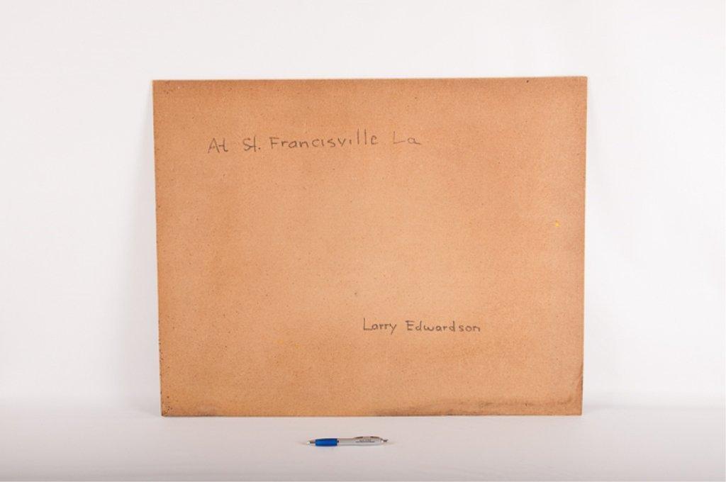 "Larry Edwardson ""At St. Francisville, La."" - 6"