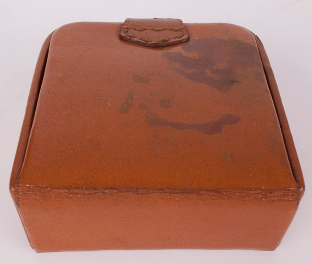 Betrix Leather Cufflink Box - 2