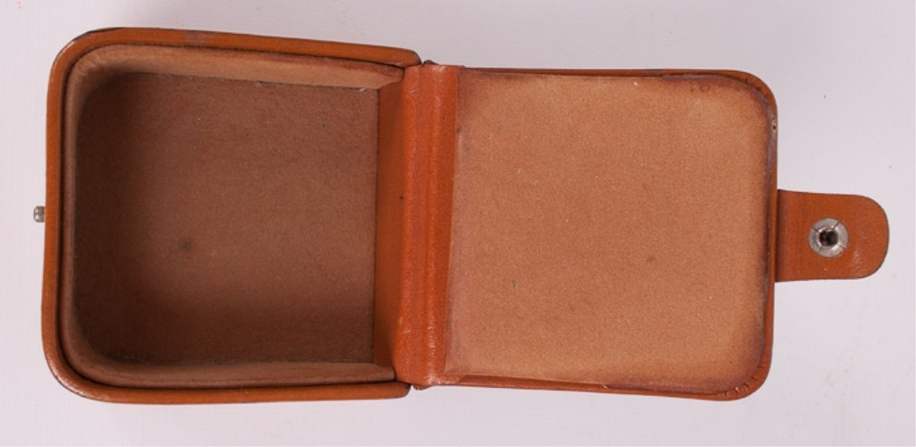 Betrix Leather Cufflink Box - 3
