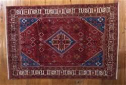 """Persian Joshagan 7'6"""" x 11'2"""" Rug"""
