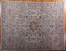 """Iranian Kashan 10' x 13'8"""" Rug"""
