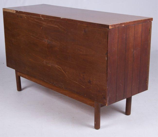 Distinctive Furniture By Stanley Walnut Credenza Lot 8