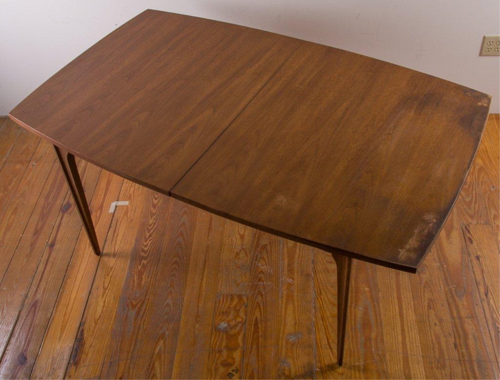 Broyhill Brasilia Walnut Dining Table - 2